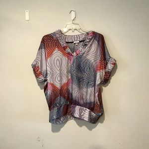 Funky blouse